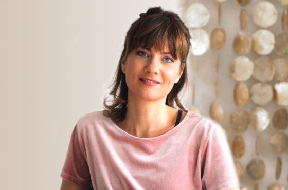 Sabine Blok yoga docent aan huis